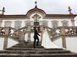 O casamento de Tânia e Nelson