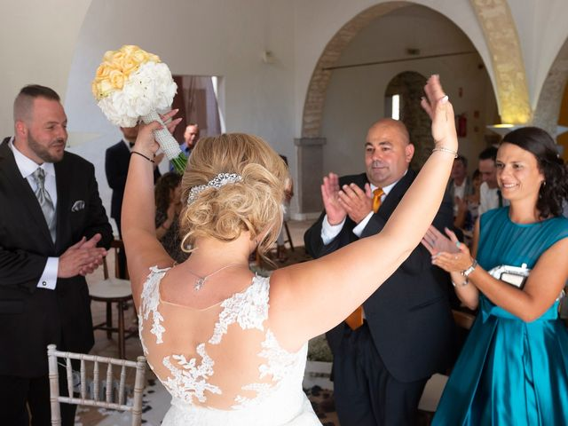 O casamento de Pedro e Bárbara em Santo Estevão, Tavira 1