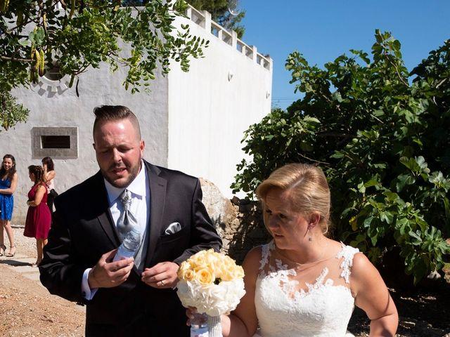O casamento de Pedro e Bárbara em Santo Estevão, Tavira 3