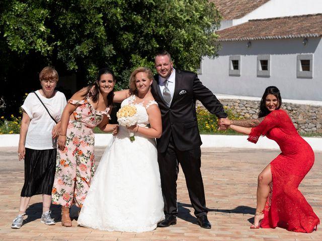 O casamento de Pedro e Bárbara em Santo Estevão, Tavira 37