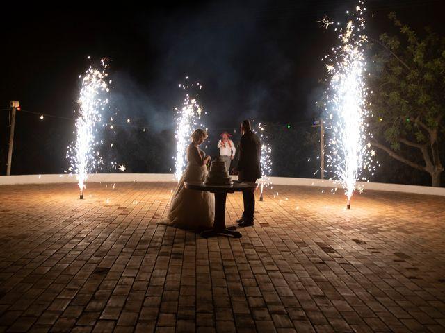 O casamento de Pedro e Bárbara em Santo Estevão, Tavira 76