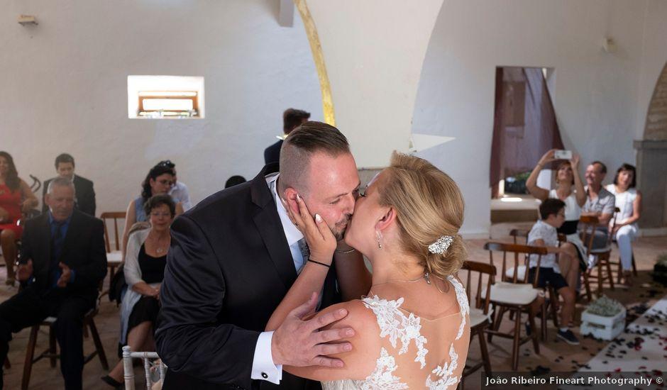O casamento de Pedro e Bárbara em Santo Estevão, Tavira