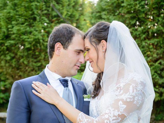 O casamento de Carla e Crispulo