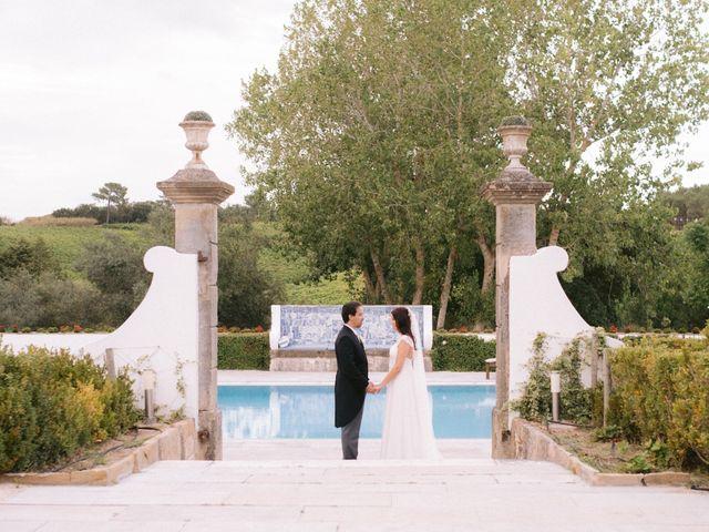 O casamento de Victor e Cláudia em Alenquer, Alenquer 105