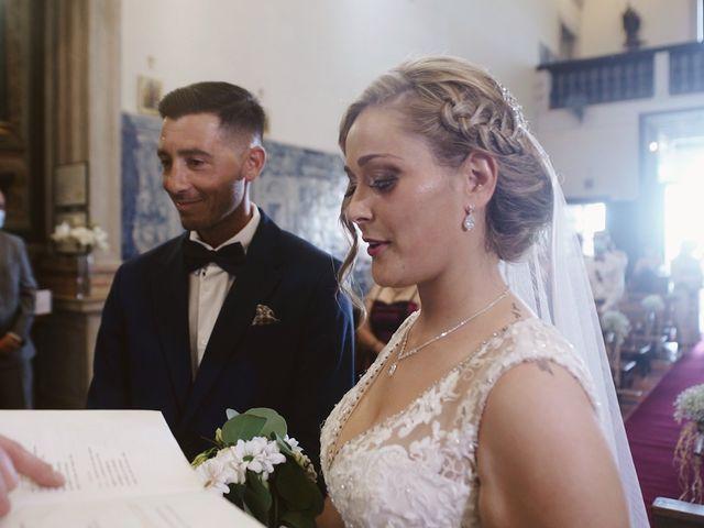 O casamento de Vasco e Filipa em Palmela, Palmela 11