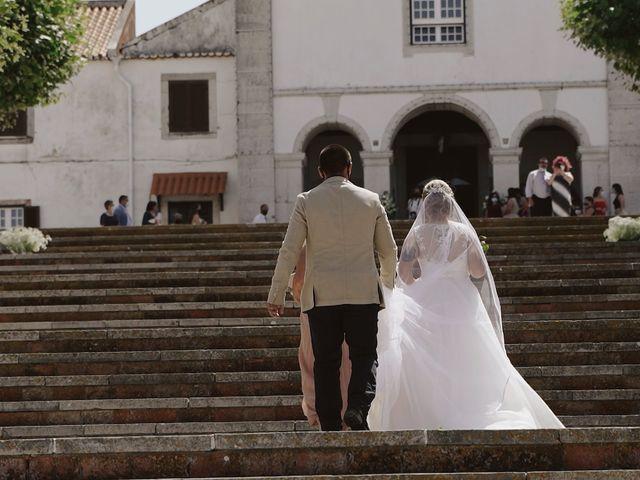 O casamento de Vasco e Filipa em Palmela, Palmela 17