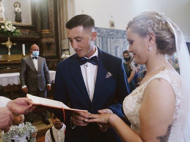 O casamento de Vasco e Filipa em Palmela, Palmela 19