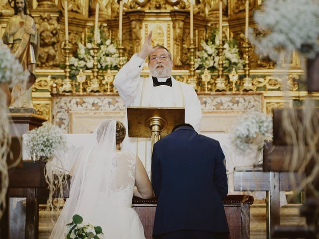 O casamento de Vasco e Filipa em Palmela, Palmela 20