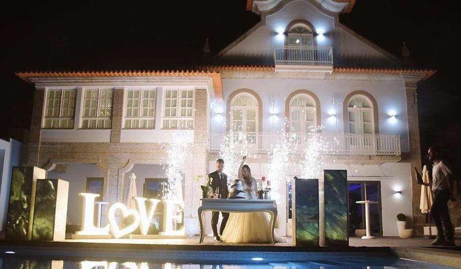 O casamento de Samuel e Carla em Lousada, Lousada