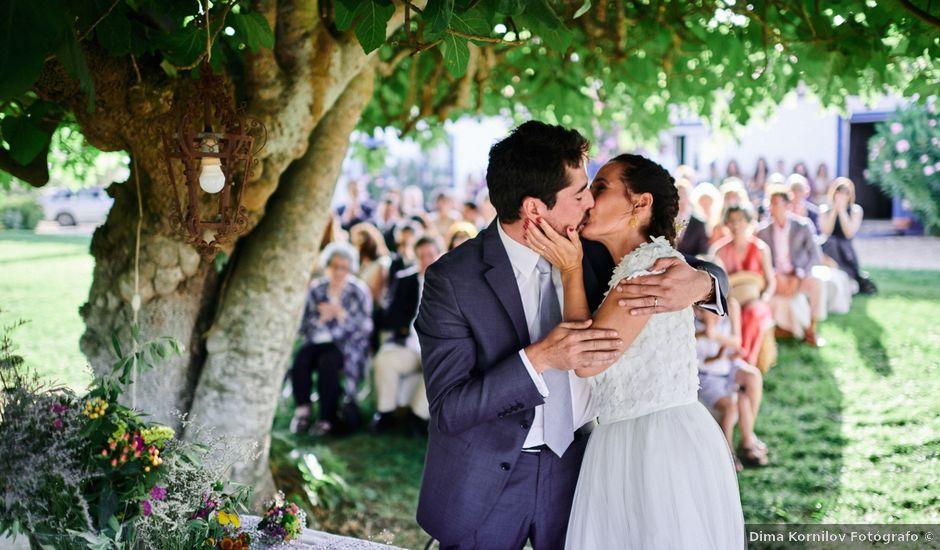 O casamento de Pedro e Rocio em Avis, Avis