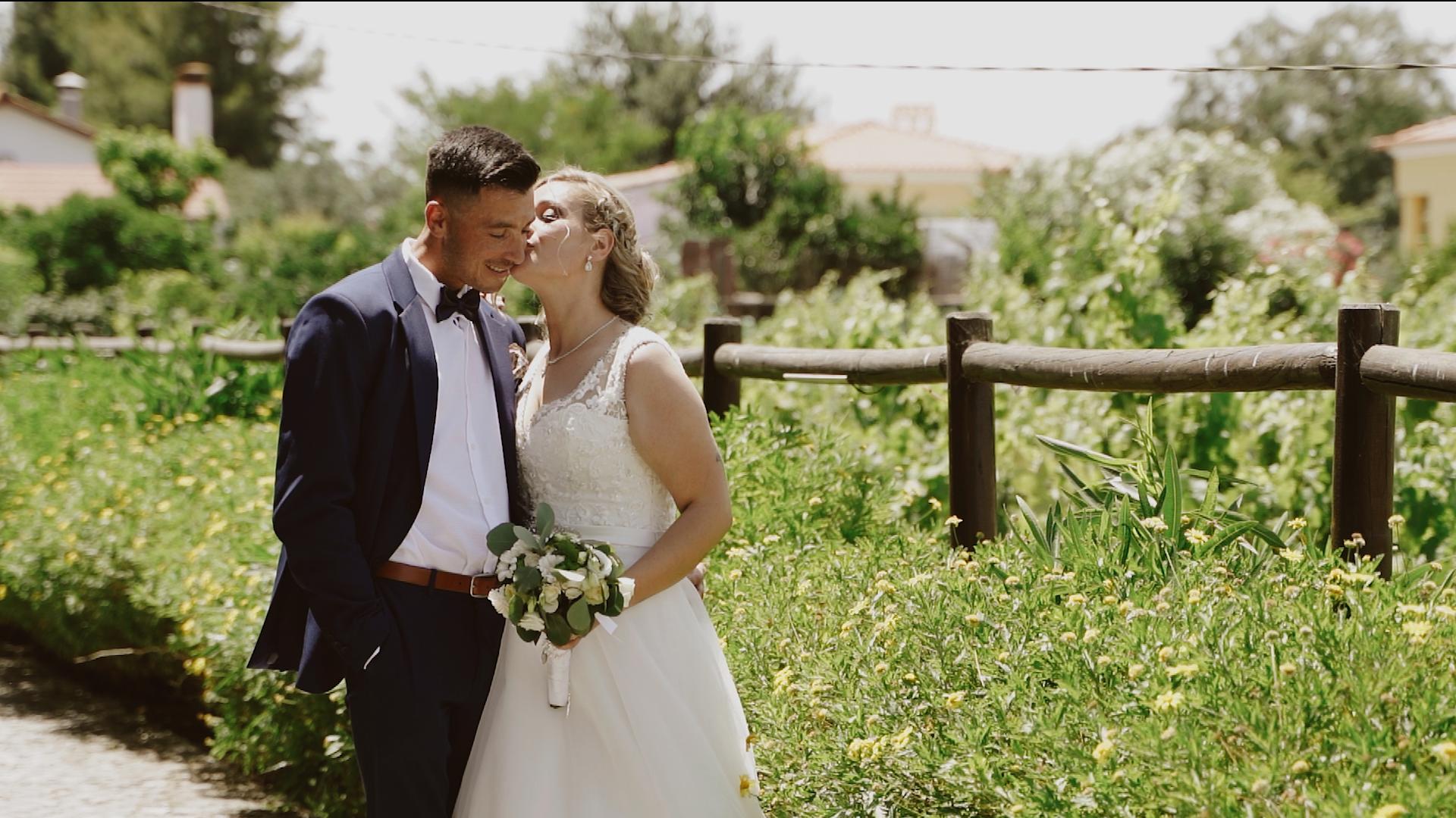 O casamento de Vasco e Filipa em Palmela, Palmela