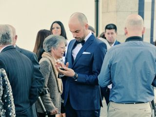 O casamento de Ana e Vitor 1
