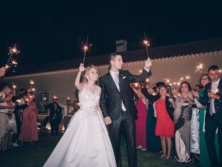 O casamento de Nádia e David 2