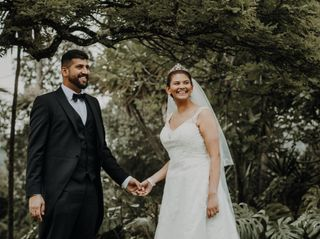 O casamento de Simran e Parvinder 3