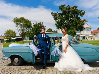 O casamento de Suzana e Sérgio