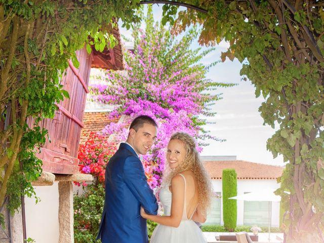 O casamento de Fabio e Zita em Mozelos, Santa Maria da Feira 27