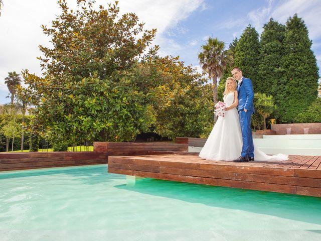 O casamento de Fabio e Zita em Mozelos, Santa Maria da Feira 31