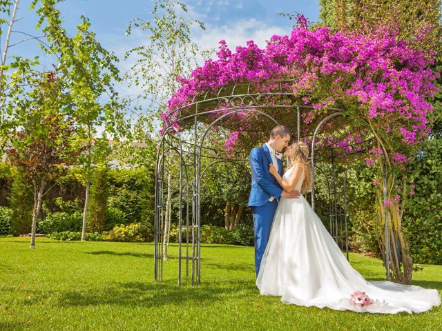 O casamento de Fabio e Zita em Mozelos, Santa Maria da Feira 35