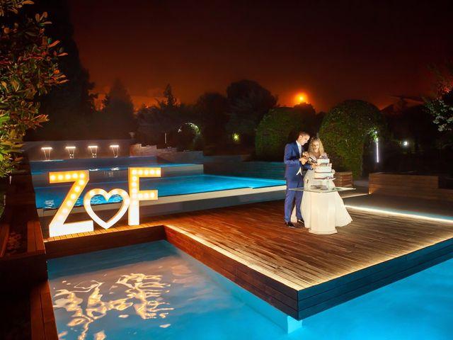 O casamento de Fabio e Zita em Mozelos, Santa Maria da Feira 44