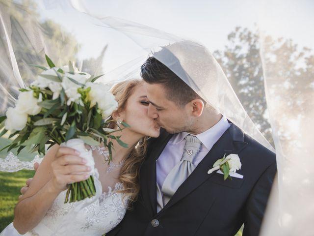 O casamento de Nádia e David