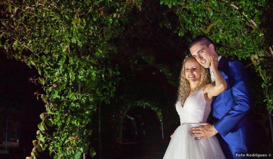 O casamento de Fabio e Zita em Mozelos, Santa Maria da Feira