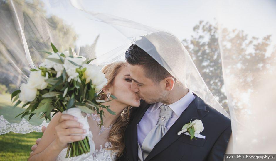 O casamento de David e Nádia em Mafra, Mafra