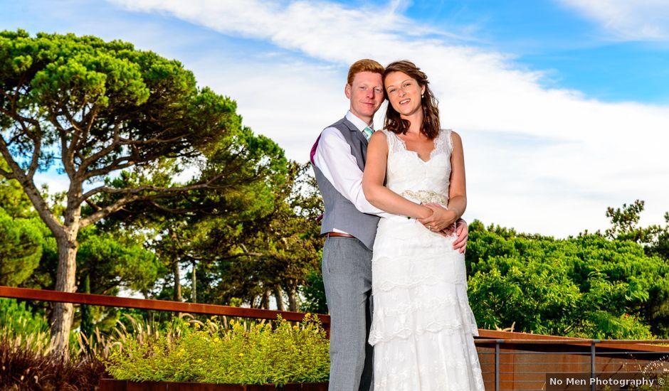O casamento de Philip e Hollie em Cascais, Cascais