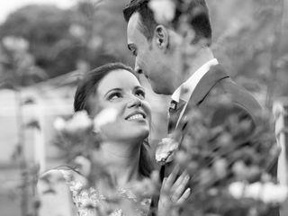 O casamento de Isa e Vitor