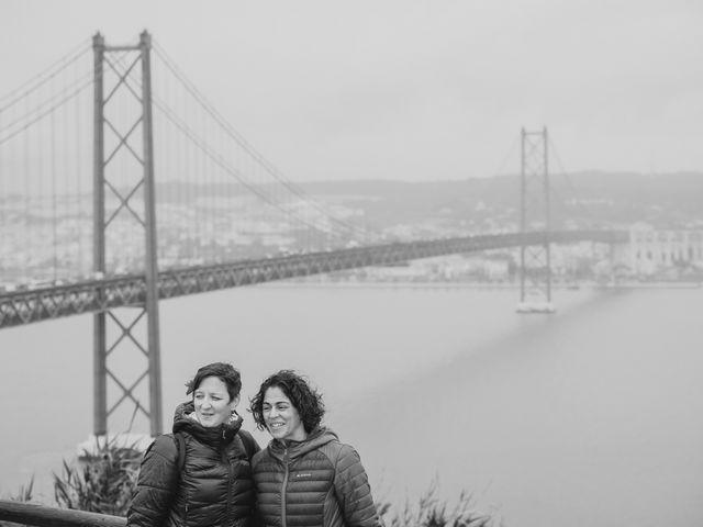 O casamento de Lizete e Céline em Lisboa, Lisboa (Concelho) 16