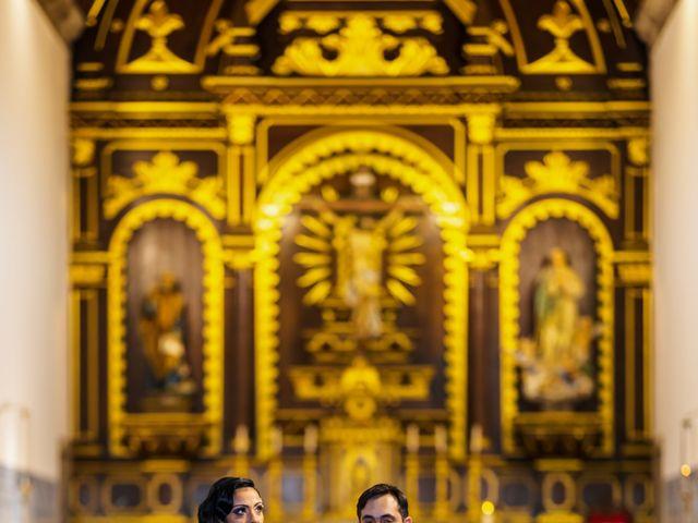 O casamento de Jorge e Patrícia em Santo Tirso, Santo Tirso 1