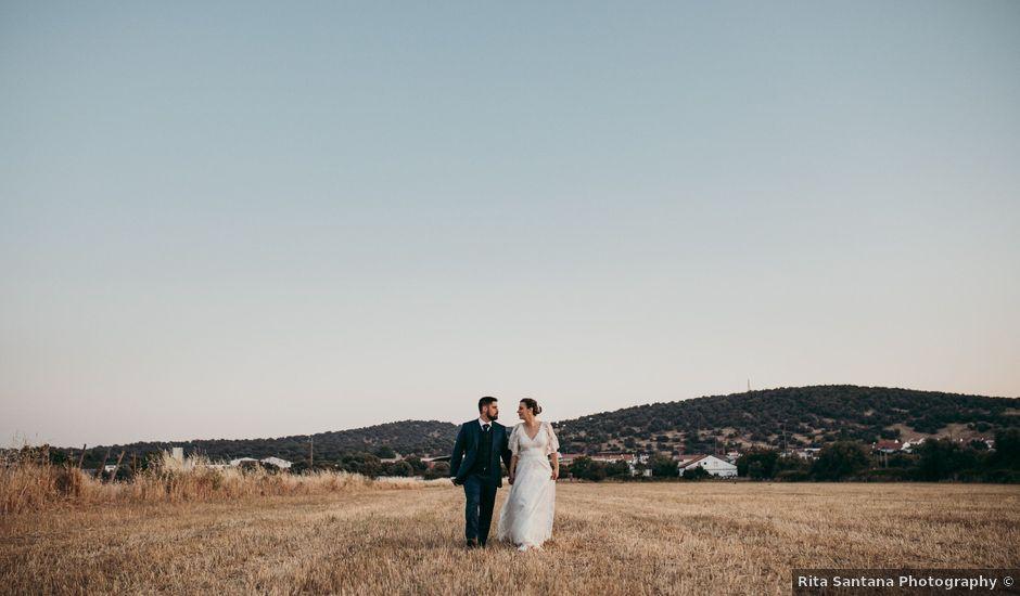 O casamento de Vítor e Marta em Torrão, Alcácer do Sal
