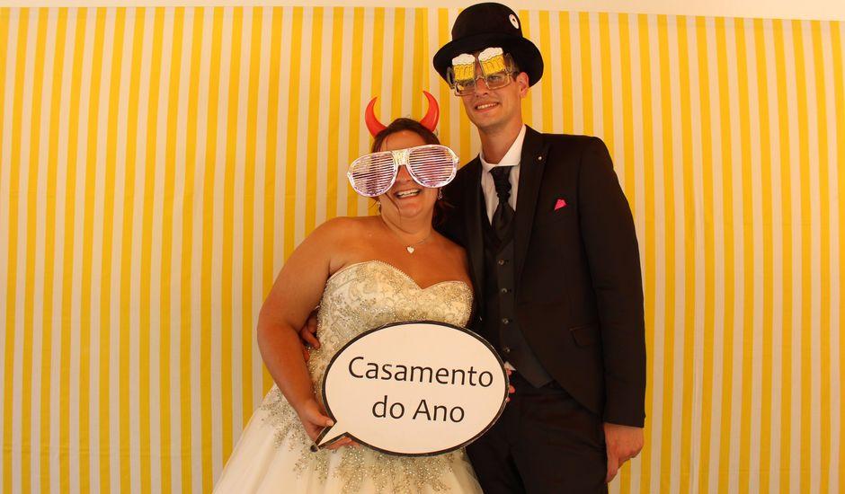 O casamento de Bastiaan e Jennifer em Espargo, Santa Maria da Feira