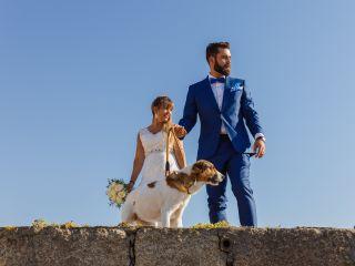O casamento de Cátia e Jorge