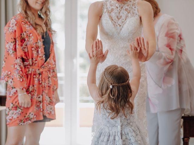 O casamento de Ciaran e Gillian em Guincho, Cascais 16