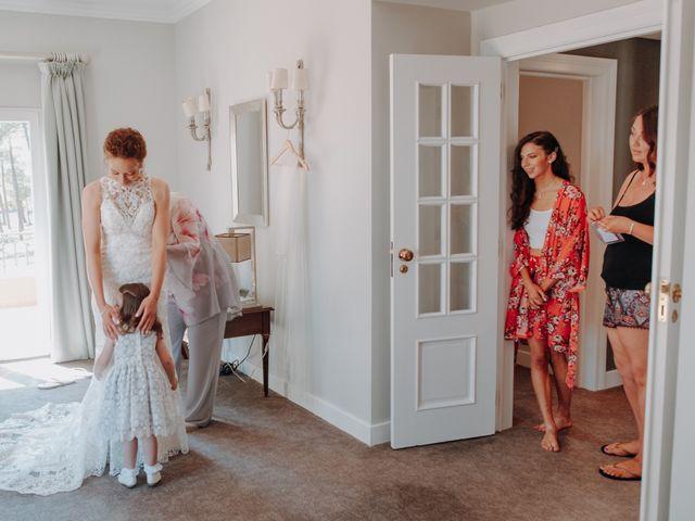 O casamento de Ciaran e Gillian em Guincho, Cascais 18