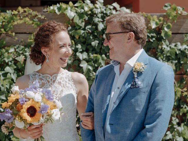 O casamento de Ciaran e Gillian em Guincho, Cascais 24