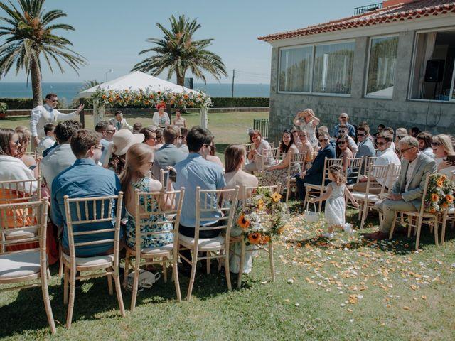 O casamento de Ciaran e Gillian em Guincho, Cascais 25