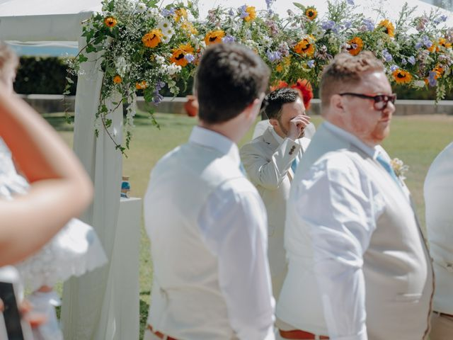 O casamento de Ciaran e Gillian em Guincho, Cascais 26