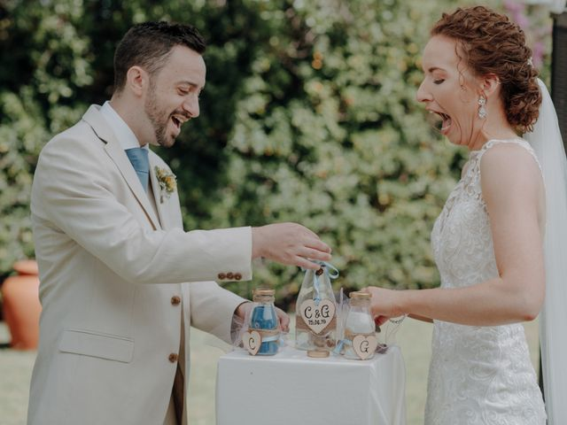 O casamento de Ciaran e Gillian em Guincho, Cascais 28