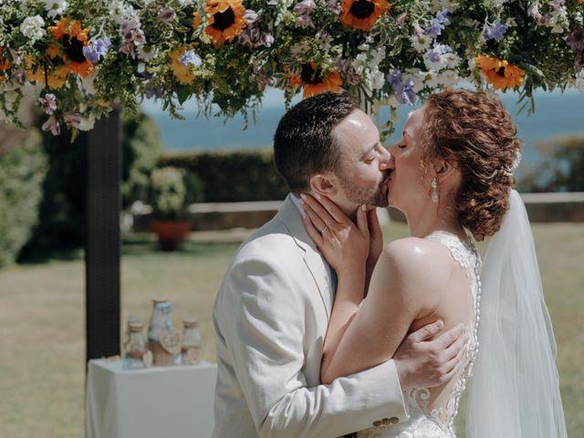O casamento de Ciaran e Gillian em Guincho, Cascais 29