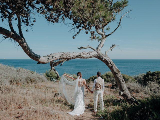 O casamento de Ciaran e Gillian em Guincho, Cascais 32