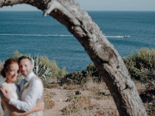 O casamento de Ciaran e Gillian em Guincho, Cascais 34