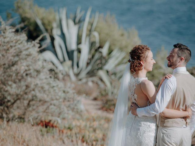 O casamento de Ciaran e Gillian em Guincho, Cascais 36