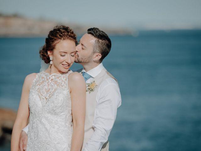 O casamento de Ciaran e Gillian em Guincho, Cascais 37