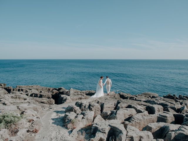 O casamento de Ciaran e Gillian em Guincho, Cascais 40