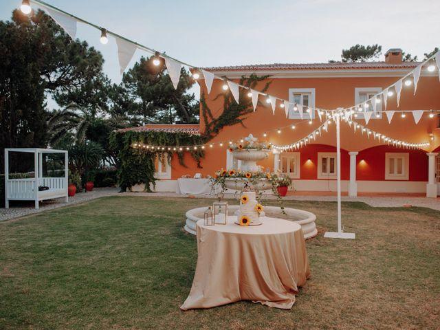 O casamento de Ciaran e Gillian em Guincho, Cascais 43