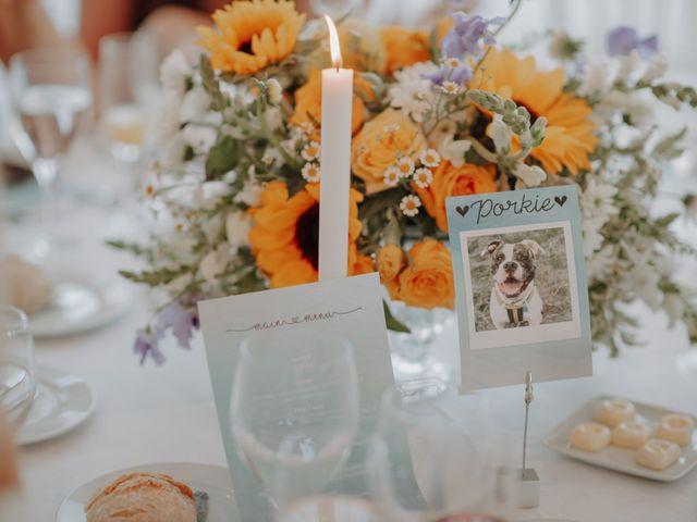 O casamento de Ciaran e Gillian em Guincho, Cascais 44