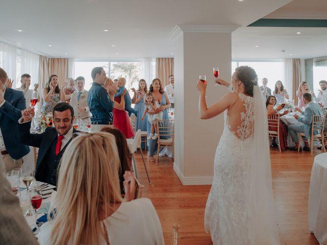 O casamento de Ciaran e Gillian em Guincho, Cascais 46