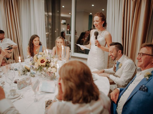 O casamento de Ciaran e Gillian em Guincho, Cascais 47