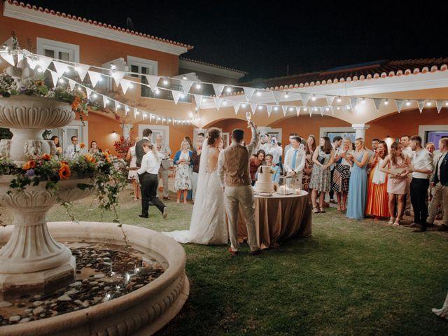 O casamento de Ciaran e Gillian em Guincho, Cascais 50